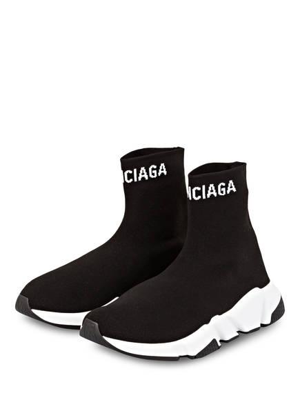 BALENCIAGA Sneaker SPEED TRAINER , Farbe: SCHWARZ (Bild 1)