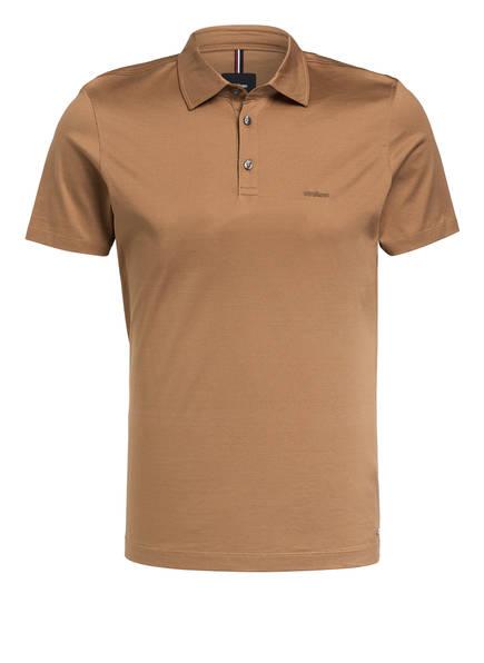 strellson Jersey-Poloshirt PENK, Farbe: HELLBRAUN (Bild 1)
