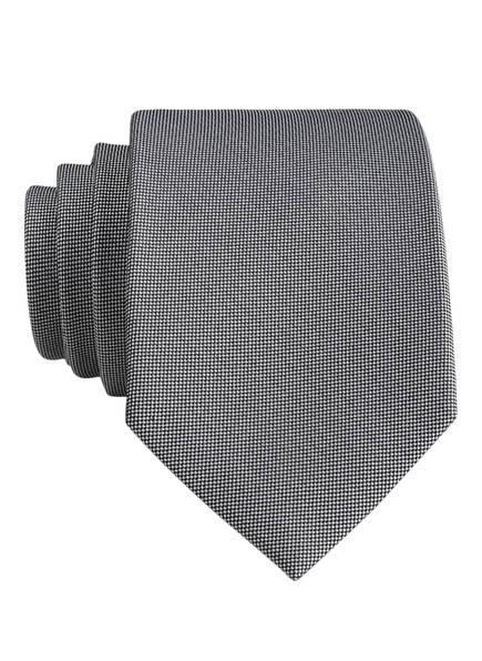 PAUL Krawatte, Farbe: SCHWARZ/ GRAU (Bild 1)