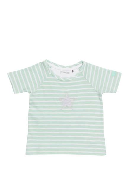 bellybutton T-Shirt, Farbe: HELLGRÜN/ WEISS GESTREIFT (Bild 1)