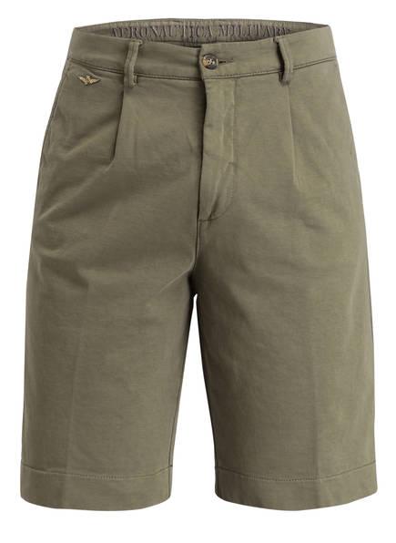 AERONAUTICA MILITARE Shorts, Farbe: OLIV (Bild 1)