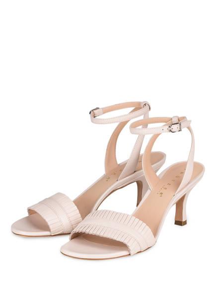 UNÜTZER Sandaletten, Farbe: HELLROSA (Bild 1)