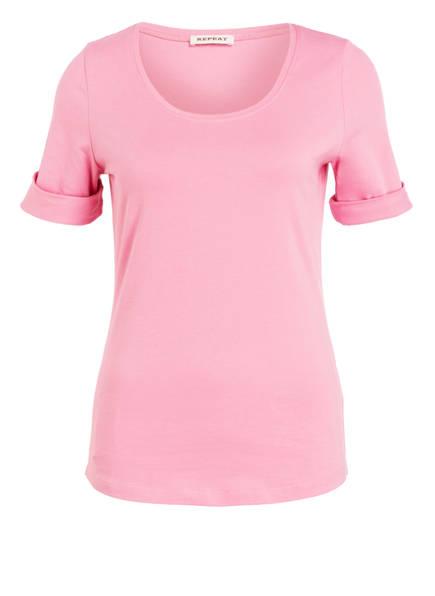 REPEAT T-Shirt, Farbe: ROSA (Bild 1)