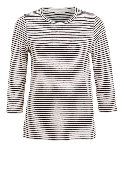 MAERZ MUENCHEN Shirt, Farbe: CREME/ NAVY GESTREIFT (Bild 1)