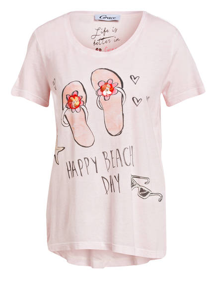 Grace T-Shirt, Farbe: HELLROSA (Bild 1)