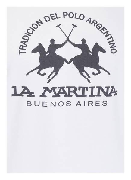 La La Sweatshirt Martina Martina Sweatshirt Weiss PxFRSqzwn