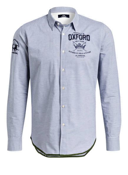 LA MARTINA Hemd Tailored Fit, Farbe: NAVY/ WEISS  (Bild 1)