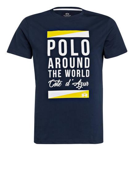 LA MARTINA T-Shirt, Farbe: DUNKELBLAU (Bild 1)