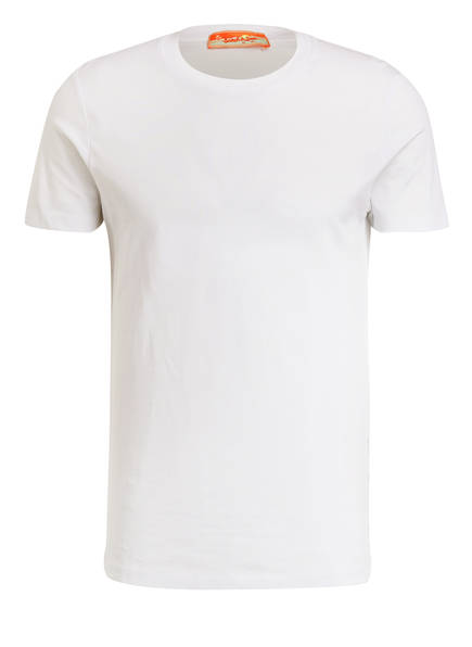 SCOTCH & SODA T-Shirt, Farbe: WEISS (Bild 1)