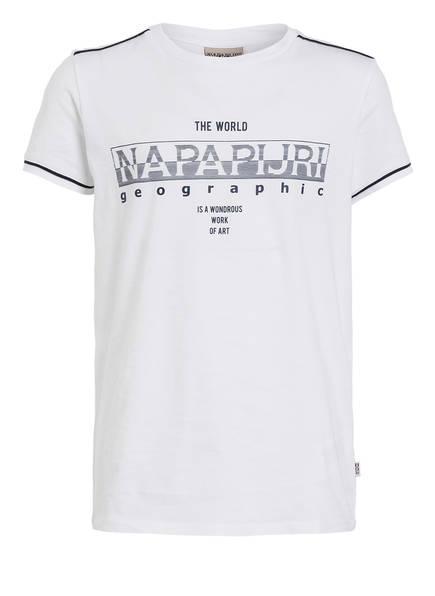NAPAPIJRI T-Shirt SEBYL, Farbe: WEISS (Bild 1)
