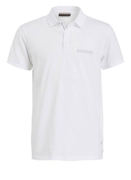 NAPAPIJRI Poloshirt, Farbe: WEISS (Bild 1)