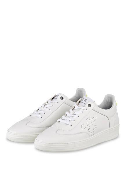 Floris van Bommel Sneaker, Farbe: WEISS (Bild 1)