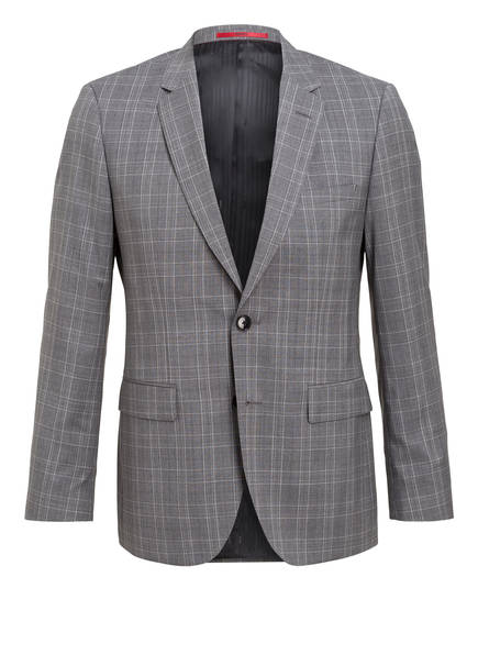 HUGO Kombi-Sakko JEFFERY Slim Fit, Farbe: 081 OPEN GREY (Bild 1)