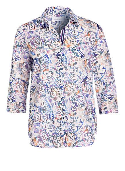 just white Bluse , Farbe: WEISS GEMUSTERT (Bild 1)