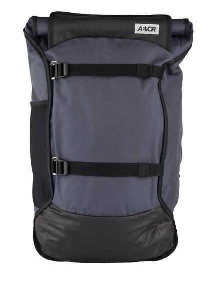 AEVOR Rucksack TRIP PACK mit Laptopfach 26 l, Farbe: PETROL (Bild 1)