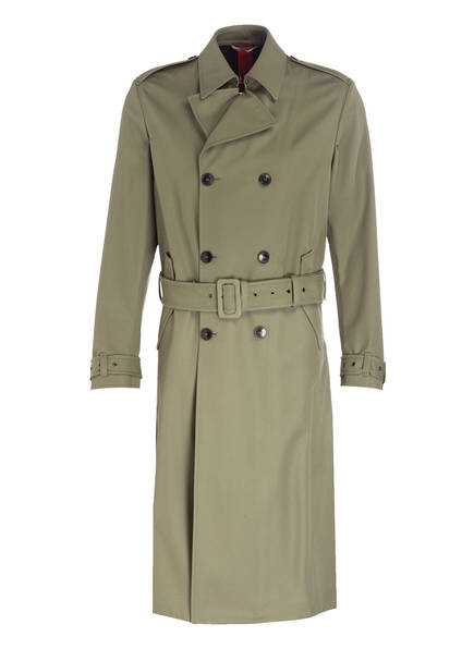 VALENTINO Trenchcoat, Farbe: OLIV (Bild 1)