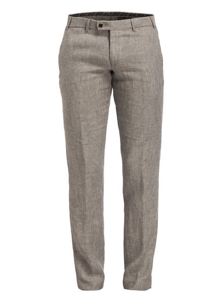 HILTL Hose TARENT Slim Fit, Farbe: GRAU MELIERT (Bild 1)