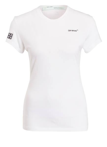 OFF-WHITE T-Shirt , Farbe: WEISS (Bild 1)