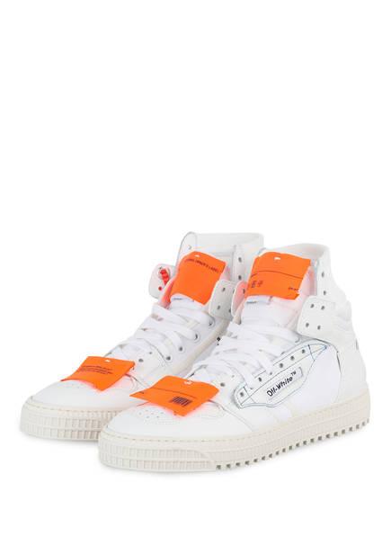OFF-WHITE Hightop-Sneaker OFF-COURT, Farbe: WEISS (Bild 1)