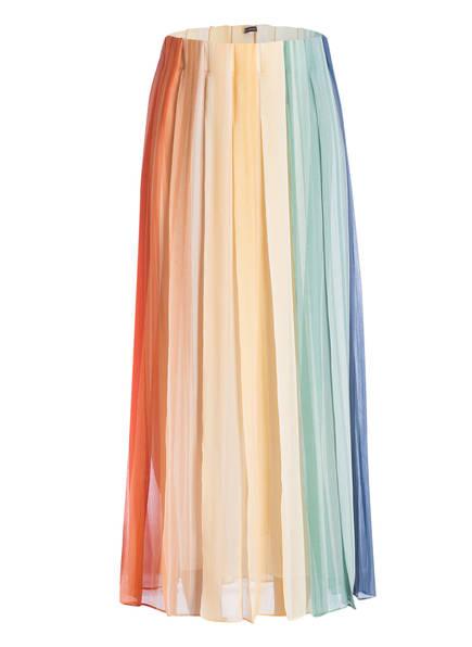 IRIS von ARNIM Seidenrock , Farbe: GELB/ BLAU/ ROT (Bild 1)