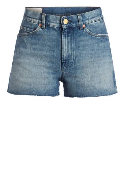 GUCCI Jeans-Shorts , Farbe: 4206 BLUE/MULTICOLOR (Bild 1)