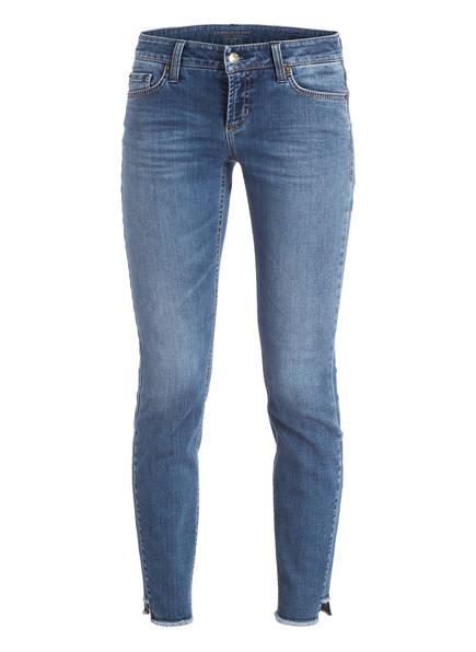 CAMBIO Jeans LIU, Farbe: ITALIAN USED & FRINGED HE BLUE (Bild 1)