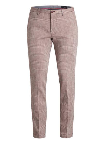 CINQUE Kombi-Hose CIBRODY Slim Fit, Farbe: 48 HELLROT GEMUSTERT (Bild 1)