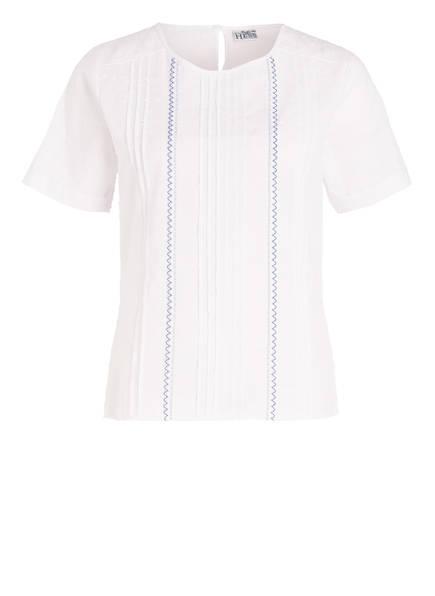 BERWIN & WOLFF Blusenshirt, Farbe: WEISS (Bild 1)