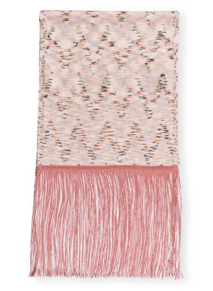 MISSONI Schal, Farbe: HELLROSA/ ALTROSA (Bild 1)