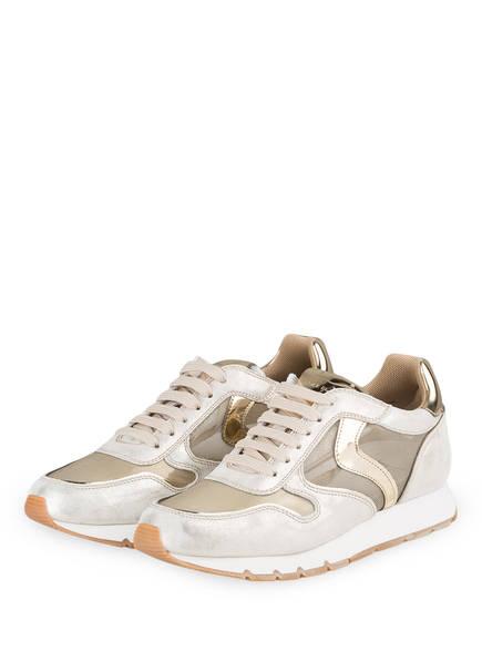 VOILE BLANCHE Plateau-Sneaker JULIA, Farbe: GOLD (Bild 1)