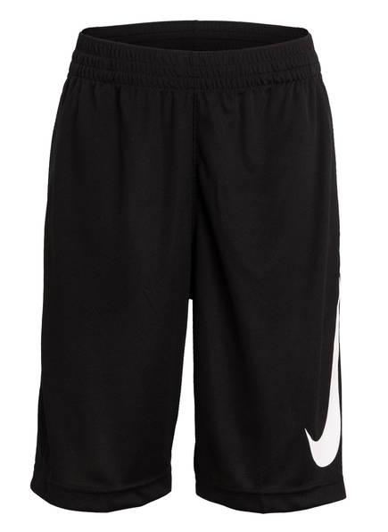 Nike Trainingsshorts DRI-FIT, Farbe: SCHWARZ (Bild 1)