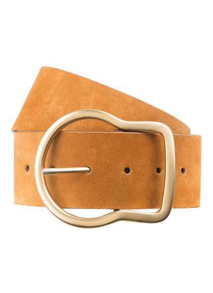 DOROTHEE SCHUMACHER Ledergürtel, Farbe: BRAUN (Bild 1)