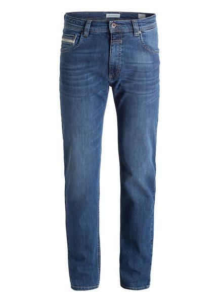 bugatti Jeans Modern Fit, Farbe: 344 BLUE STONE (Bild 1)