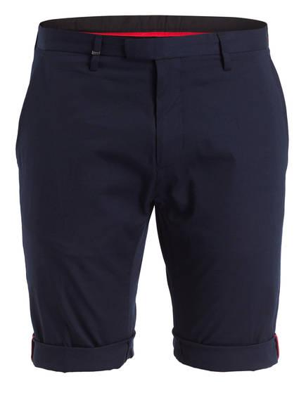 HUGO Chino-Shorts GLEN Slim Fit, Farbe: DUNKELBLAU (Bild 1)