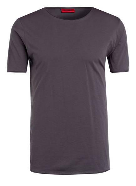 HUGO T-Shirt DEPUSI, Farbe: DUNKELGRAU (Bild 1)
