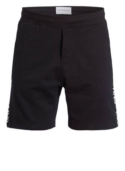 Calvin Klein Jeans Sweatshorts, Farbe: SCHWARZ (Bild 1)