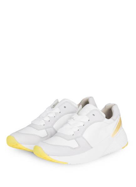 paul green Plateau-Sneaker, Farbe: WEISS (Bild 1)
