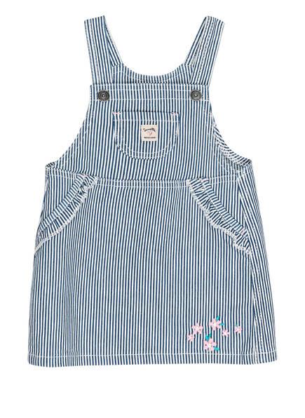 Sanetta KIDSWEAR Kleid, Farbe: DUNKELBLAU/ WEISS (Bild 1)