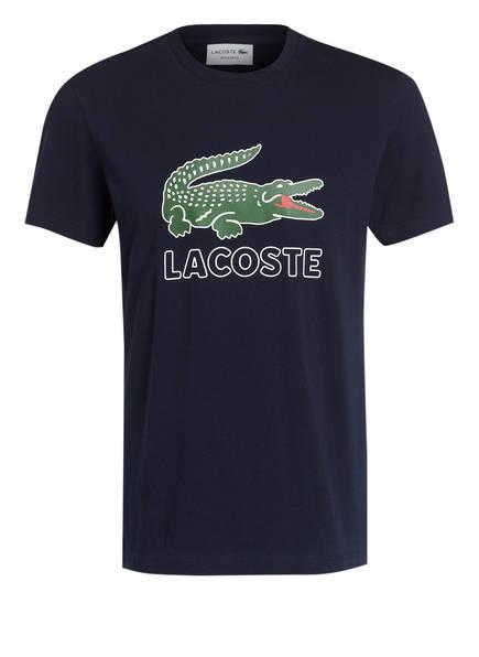 LACOSTE T-Shirt , Farbe: DUNKELBLAU (Bild 1)
