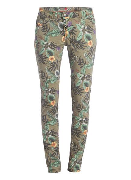 Buena Vista Jeans MALIBU , Farbe: OLIV/ GRÜN/ GRAU (Bild 1)