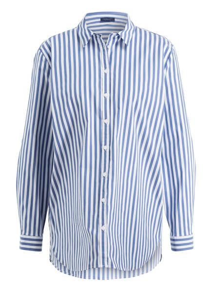 DARLING HARBOUR Bluse, Farbe: BLAU/ WEISS GESTREIFT (Bild 1)