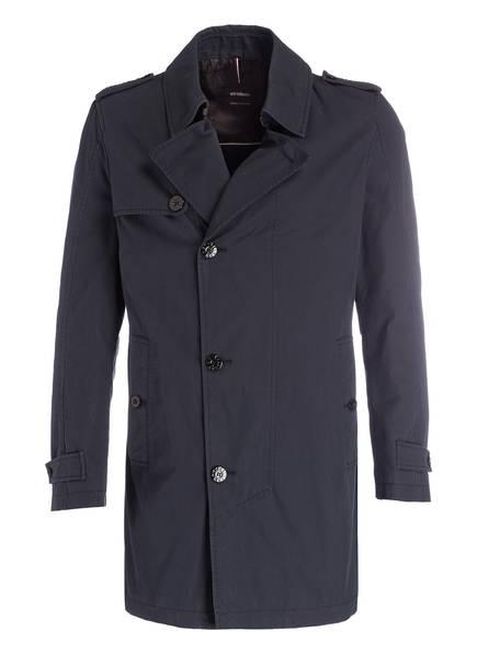 Strellson Mantel Charlton blau