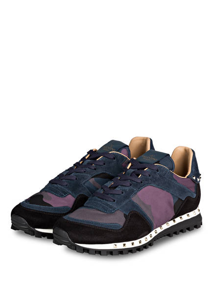 VALENTINO GARAVANI Sneaker ROCKRUNNER, Farbe: BLAU (Bild 1)