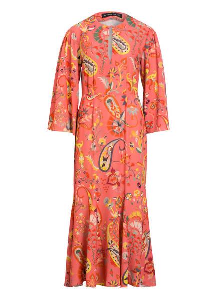 ETRO Kleid, Farbe: HELLROT/ GELB/ GRÜN (Bild 1)