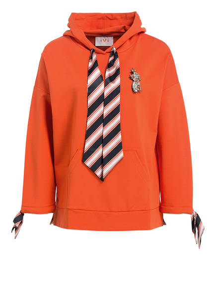 IVI collection Hoodie , Farbe: ORANGE (Bild 1)