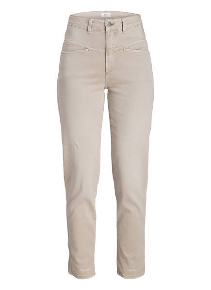 CLOSED Mom-Jeans PEDAL PUSHER, Farbe: BEIGE (Bild 1)
