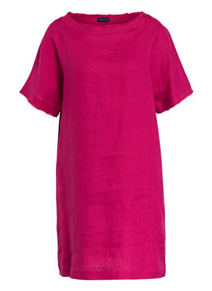 DARLING HARBOUR Leinenkleid, Farbe: PINK (Bild 1)