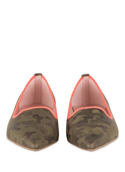Pretty Ballerinas Khaki Slipper Pretty Ballerinas Pretty Khaki Xesco Slipper Xesco 6qxEYw5nA