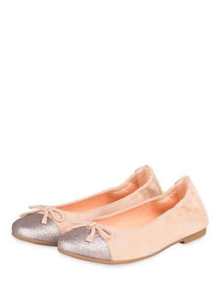 UNISA Ballerinas DINO, Farbe: BEIGE (Bild 1)