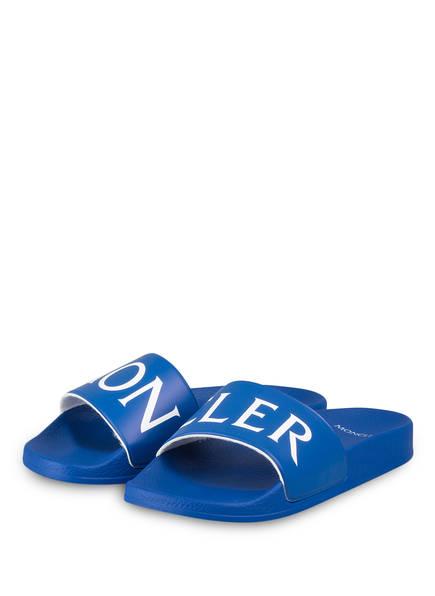 MONCLER Sandalen SACHA, Farbe: BLAU (Bild 1)